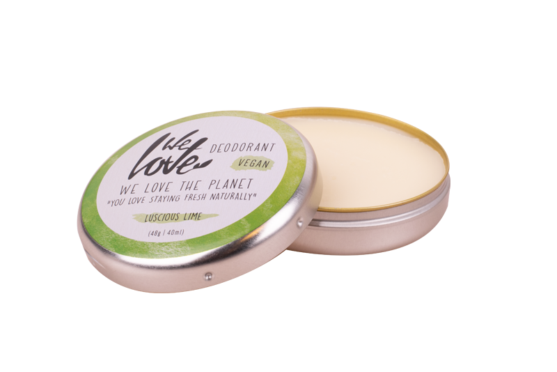 LUSCIOUS LIME - VOIDEMAINEN DEO, 48g